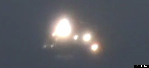 UFO Spotters In England And Russia Look For Answers From New Videos(ufos)