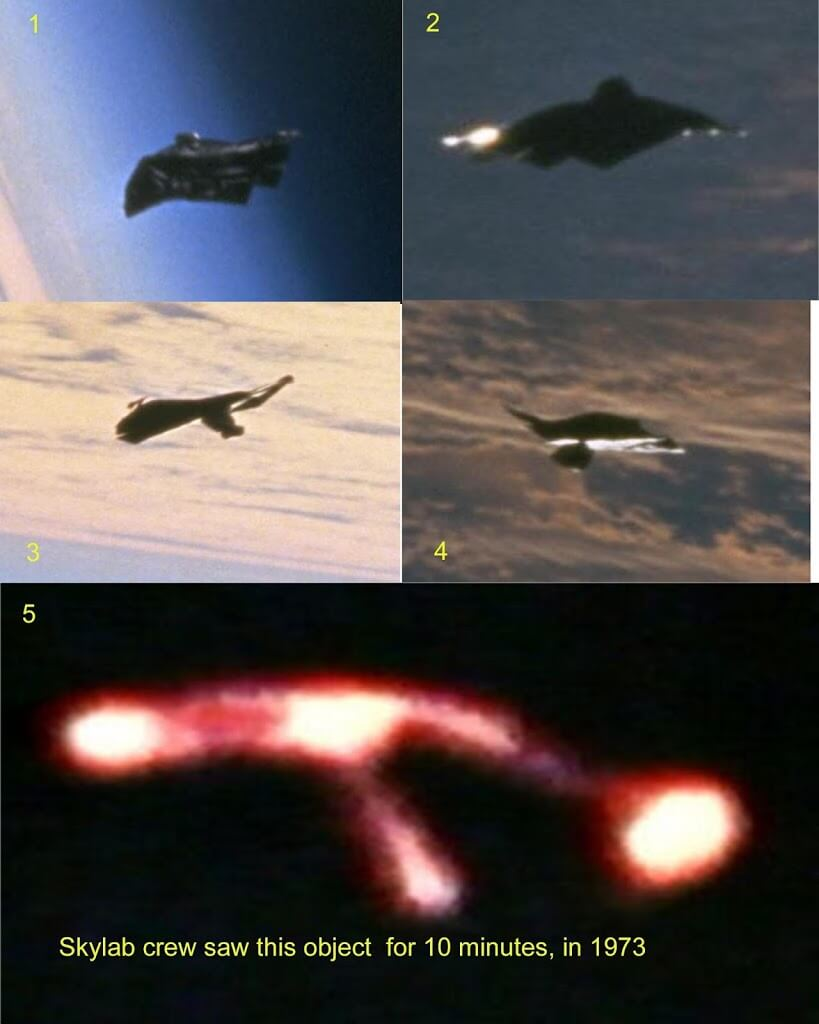 The Mysterious Black Knight Satellite 2