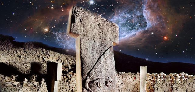 Göbekli Tepe, The Cradle of the Gods came from other Worlds