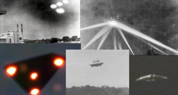 Unidentified Flying Objects – the reality, the cover-up and the truth - Alien UFO Sightings