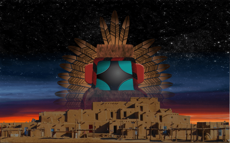 Hopi Prophecy – the Blue Star Kachina 1
