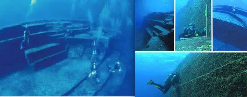 Underwater Structure Thought To Be Over 14,000 Years Old & Man-made