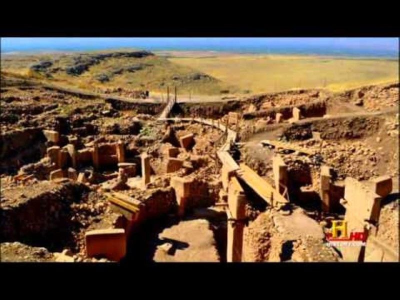 12,000 Years Old Unexplained Structure of Göbekli Tepe