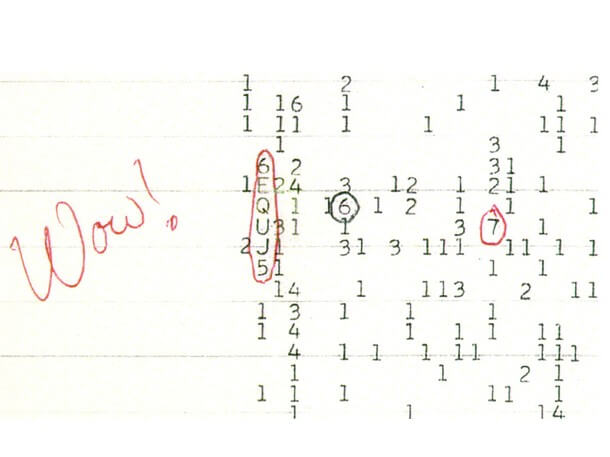 """Was the """"Wow! Signal"""" Alien? 1"""
