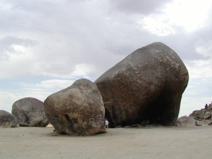 The Intrigue of Giant Rock