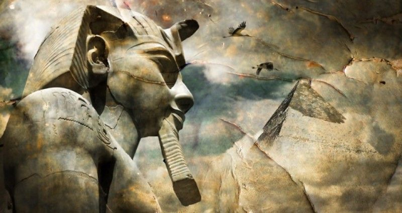 Egyptian Aliens Drawings The Ancient Egyptian