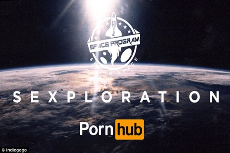 What happens if you have sex in space? Pornhub wants to find out by filming the first ever adult movie in orbit next year