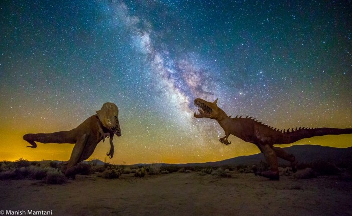 Is Our Milky Way Under Scorpion Attack? Nope, Just Awesome Photos