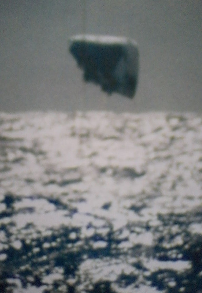 Could 'leaked UFO photos taken from US submarine in 1971' prove existence of aliens?