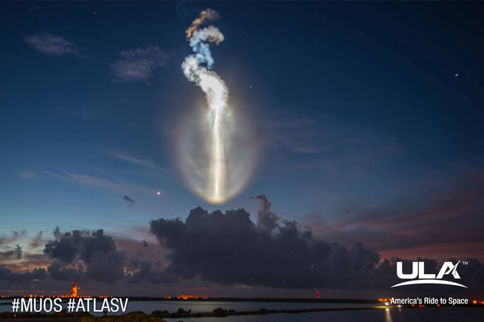 No, That Incredible Atlas V Launch Was Not A UFO