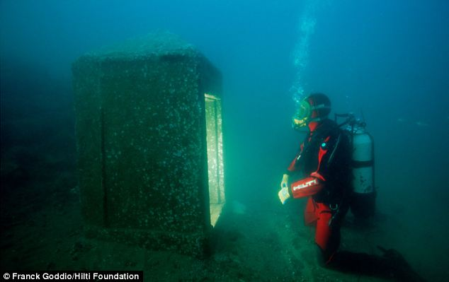 Among the most important monuments that were discovered at the temple area of Thonis-Heracleion is this monolithic chapel dating to the Ptolemaic period