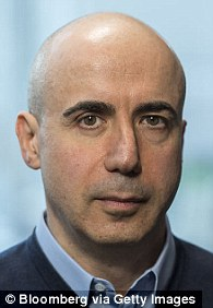 Three of the world's richest men are hoping to be the first to find alien life. Yuri Milner (centre), Stephen Hawking and Mark Zuckerberg have revealed exclusively to MailOnline that they will be listening in to signals from 'Earth 2.0'