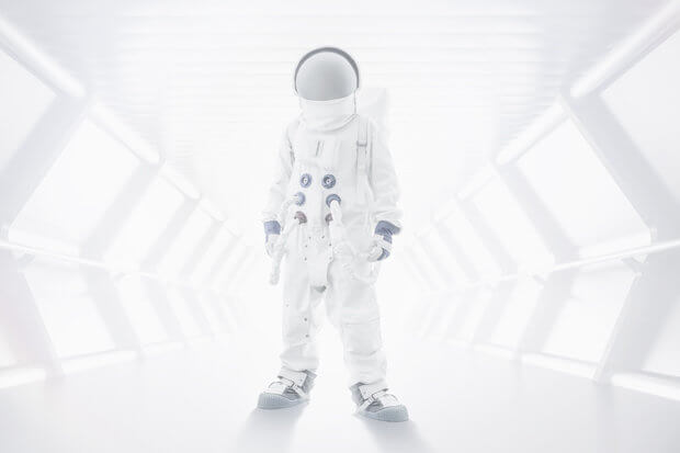 Space Nation Spaceman