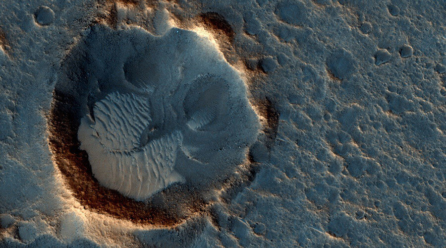 'A civilization on Mars thousands of years ago': Congressman stuns NASA scientists