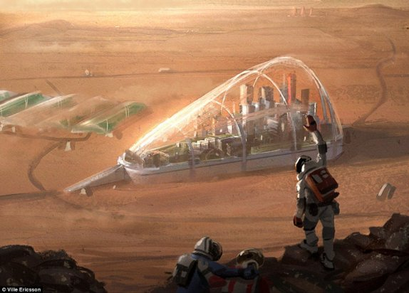 It's Official. Humans Are Going to Mars. NASA Has Unveiled Their Mission.