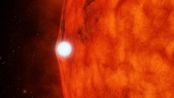 What Makes This Low-Mass White Dwarf So 'Impossible' to Behold?