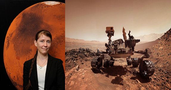 Mars Is Pretty Clean. Her Job at NASA Is to Keep It That Way.